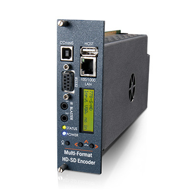 MediaStar Multi Format Input MPEG2 H264 HLS Encoder for Media Distribution over IP (778)