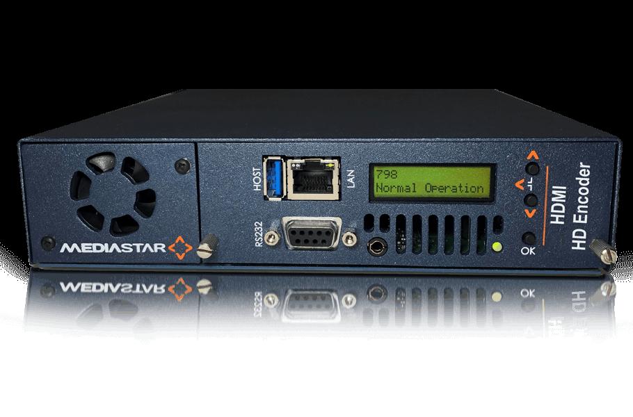 MediaStar Media Encoder