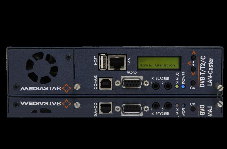 MediaStar Media Gateway